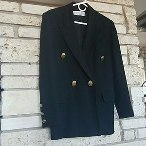 Christian Dior Boutique  blazer M womens black